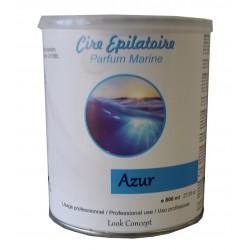 Pot 800 ml de cire à épiler - AZUR