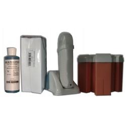 Kit épilation UNO - 6 x 100 ml - ROSE - Cire à épiler