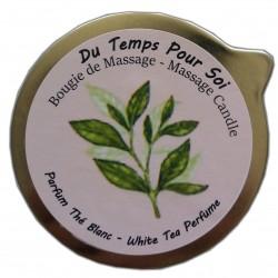Thé blanc 150 g - Bougie de massage