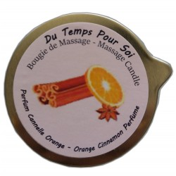 Cannelle Orange 150 g - Bougie de massage