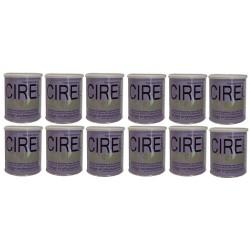 Pack Fushia - 12 Pots cire tiède 800 ml
