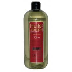 Huile de massage - Jasmin - 1 litre