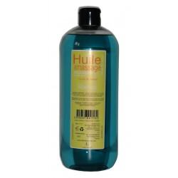Menthol naturel - Huile de massage adoucissante 1 litre