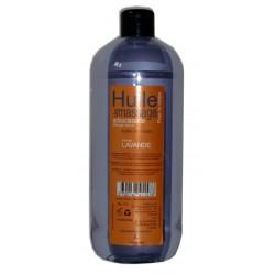 Adoucissante - Lavande - Huile de massage - 1 litre