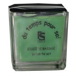 Thé Vert - 210 g - Bougie de massage