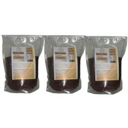 3 kg - Cire à épiler Pelable - CHOCOLAT