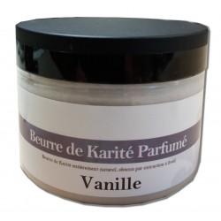 Vanille - Beurre de karité 150 ml