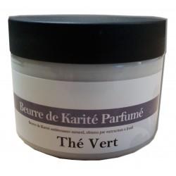 Thé vert - Beurre de karité 150 ml