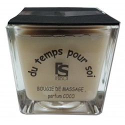 Coco - 210 g - Bougie de massage