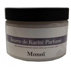 Beurre de karité Monoï - 150 ml