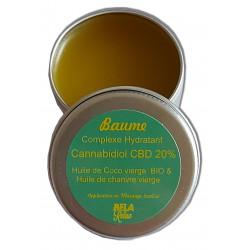 Baume CBD 20 %, pour les lèvres, 15 ml