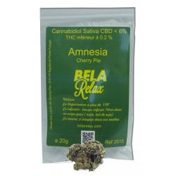 Amnesia cbd fleurs en sachet économique pas cher