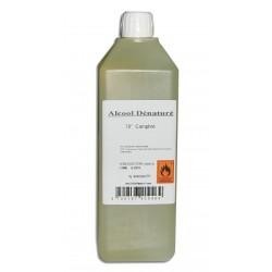 Alcool dénaturé 70° Camphré - 1 litre