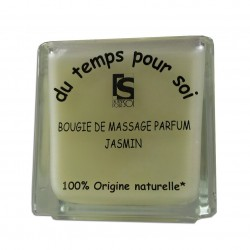 Jasmin - 60 g - Bougie de massage